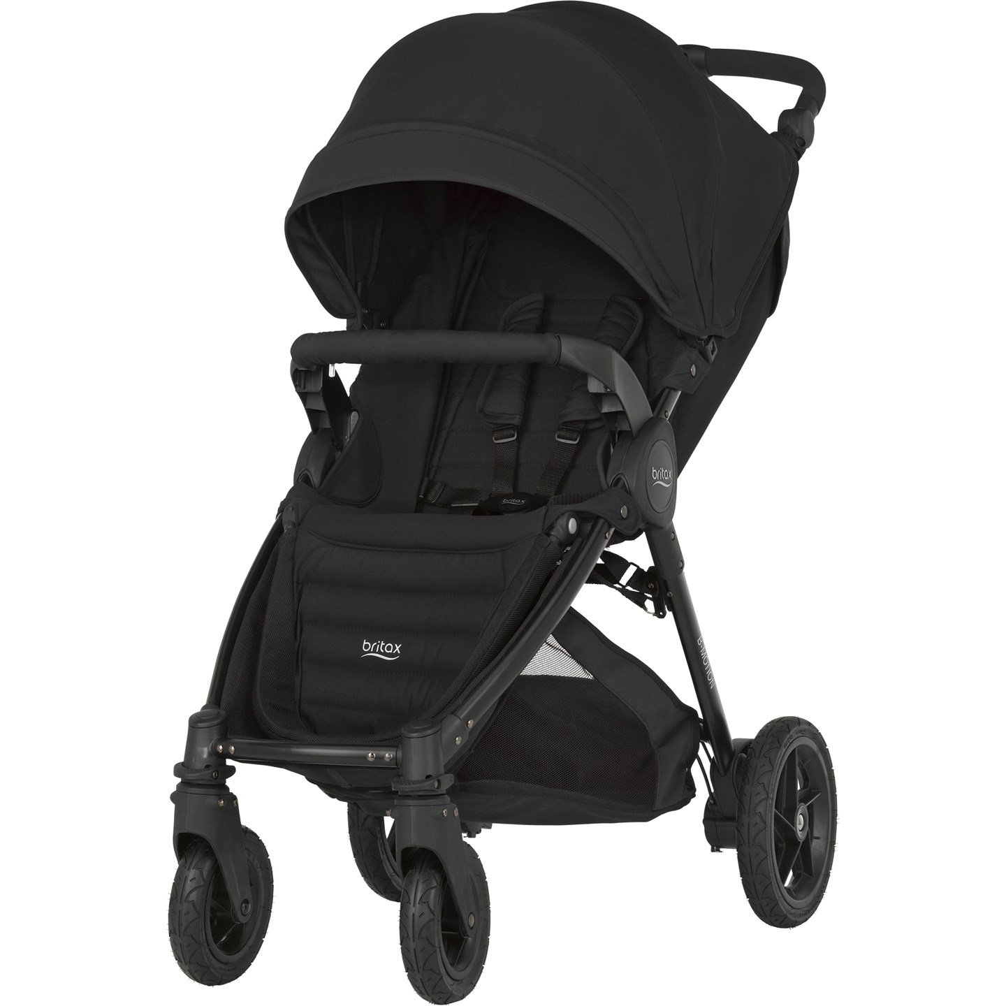 Amazon.com : Britax B-Motion 4 Plus Cosmos Black : Baby