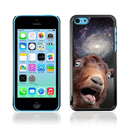 71EWoIKDUXL._SX425_ amazon com yoyoshop [funny space goat meme] apple iphone 5c case