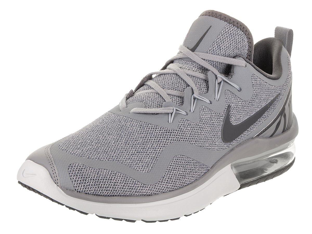 huge discount 607bb 46960 Nike Men's Air Max Fury Wolf Grey/Dark Grey Stealth Running ...