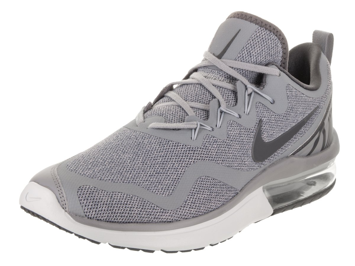 san francisco 1b4e6 4bc01 Galleon - NIKE Men s Sneakers Air Max Fury Running Shoes (10 D(M) US, White Pure  Platinum)