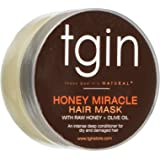 tgin Honey Miracle Hair Mask for Natural Hair, 2oz Travel Size