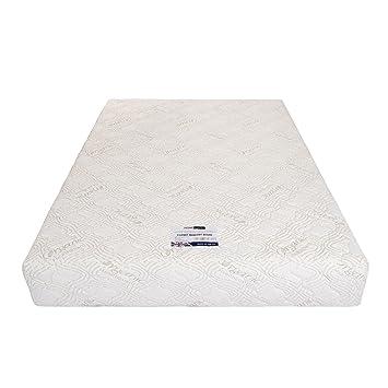 Homescapes 2000 Bolsillo Spring colchón de Espuma con Efecto Memoria 280 mm de Profundidad con Healthguard orgánico Cubierta, Blanco, ...