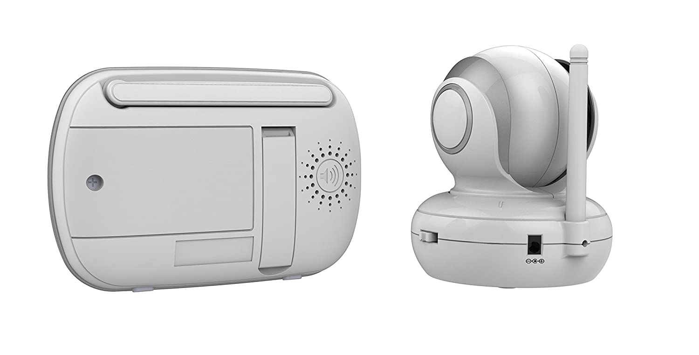 Motorola vigilabebés vídeo con pantalla a color de 2.8