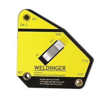 Weldinger Sm G386 3 Commutable Multi Angle De Soudure