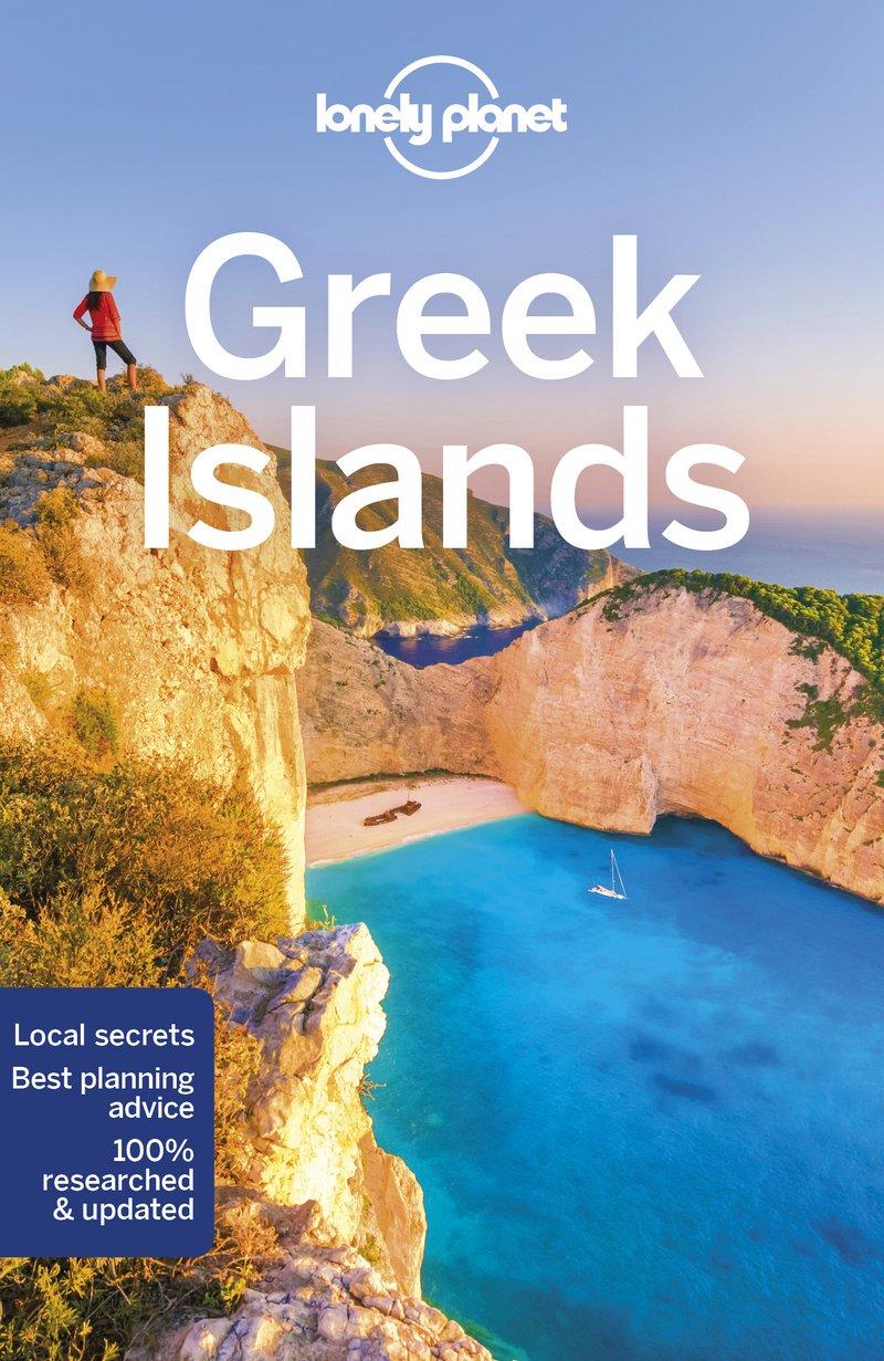Lonely Planet Greek Islands Travel