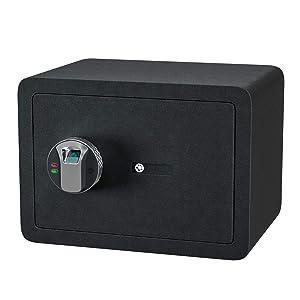 Jolitac Biometric Cabinet Safes for Home, Fingerprint Security Safe Box