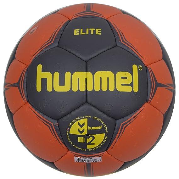 Hummel Elite balonmano tamaño 2/3 en Juego con pelota Bomba, ombre ...