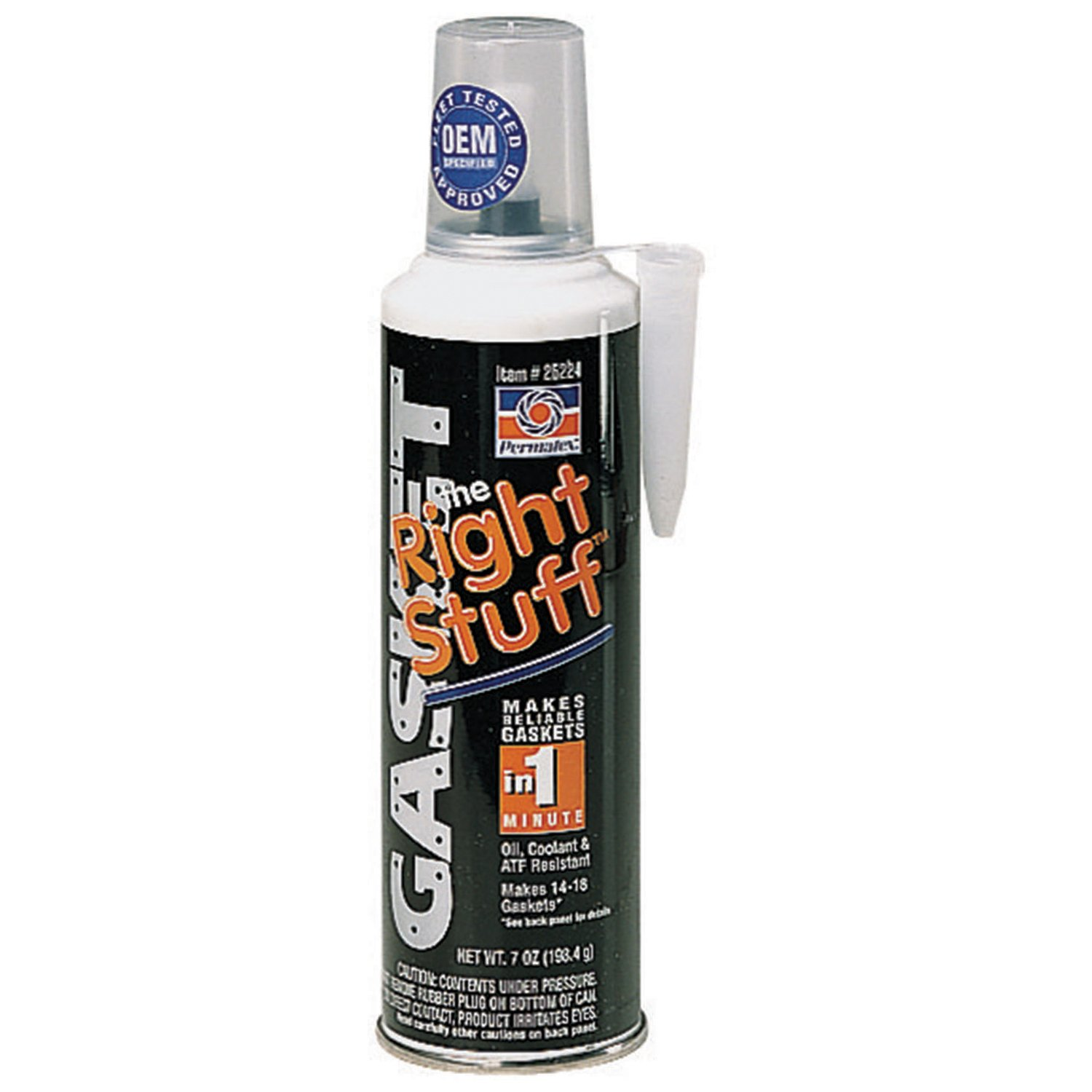 Permatex 25224-6PK The Right Stuff Gasket Maker, 7 oz. (Pack of 6)