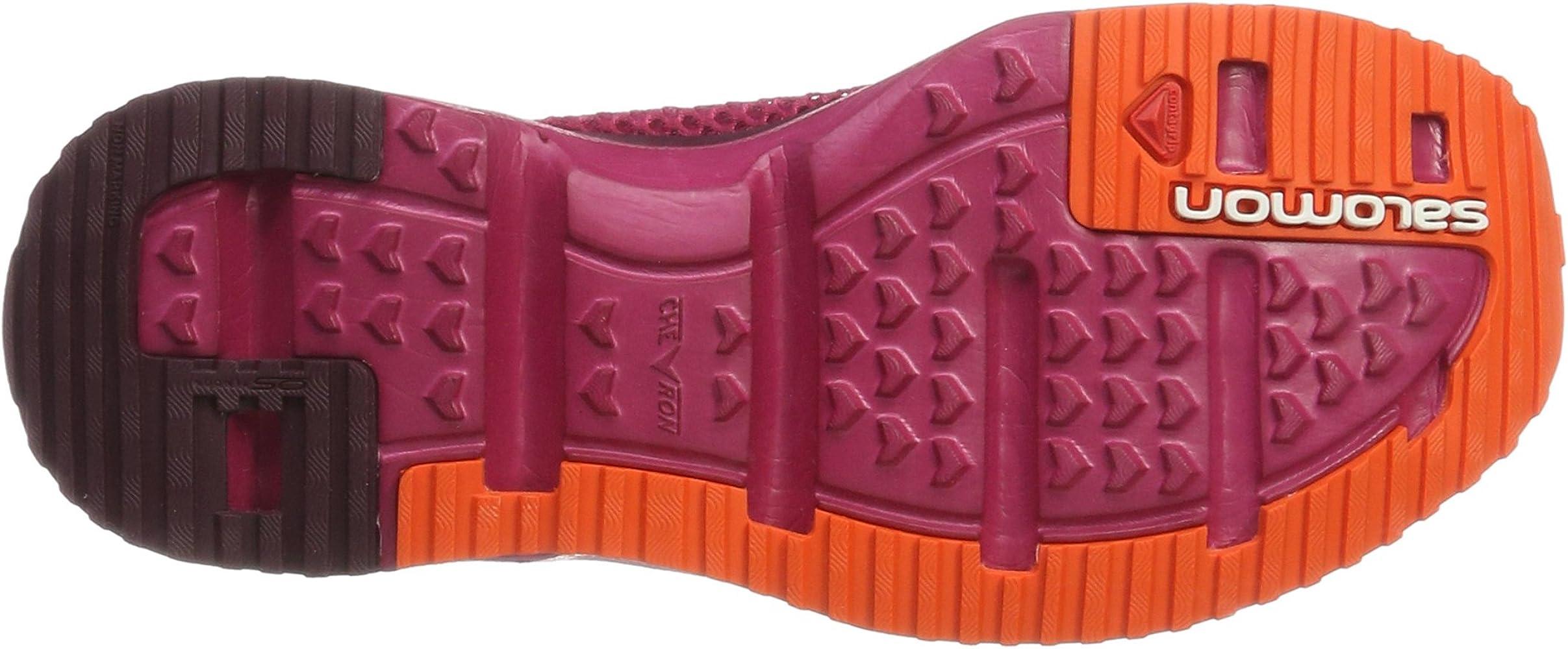 Salomon Rx Slide 3.0 W, Zapatillas de Trail Running Mujer,Sangria ...