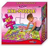 Noris 606034961 - Puzzle gigante (45 piezas), diseño de princesa