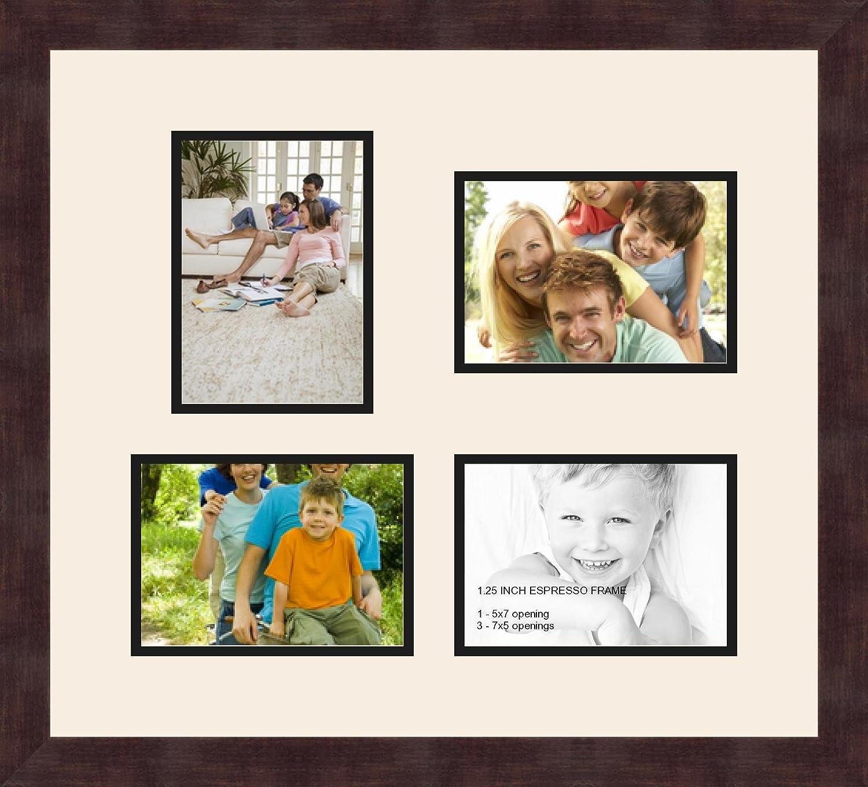 Único 3 5x7 Los Marcos Del Collage Friso - Ideas Personalizadas de ...