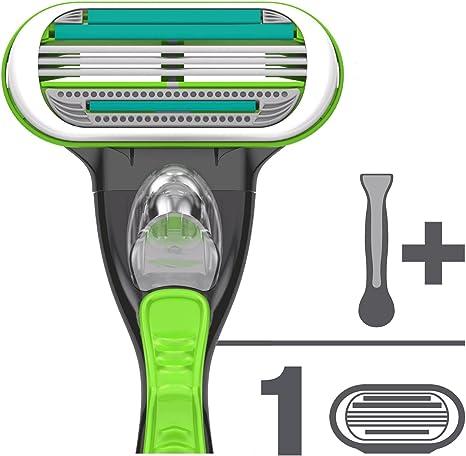 Gillette Body Maquinilla de afeitar de Hombre: Amazon.es: Salud y ...