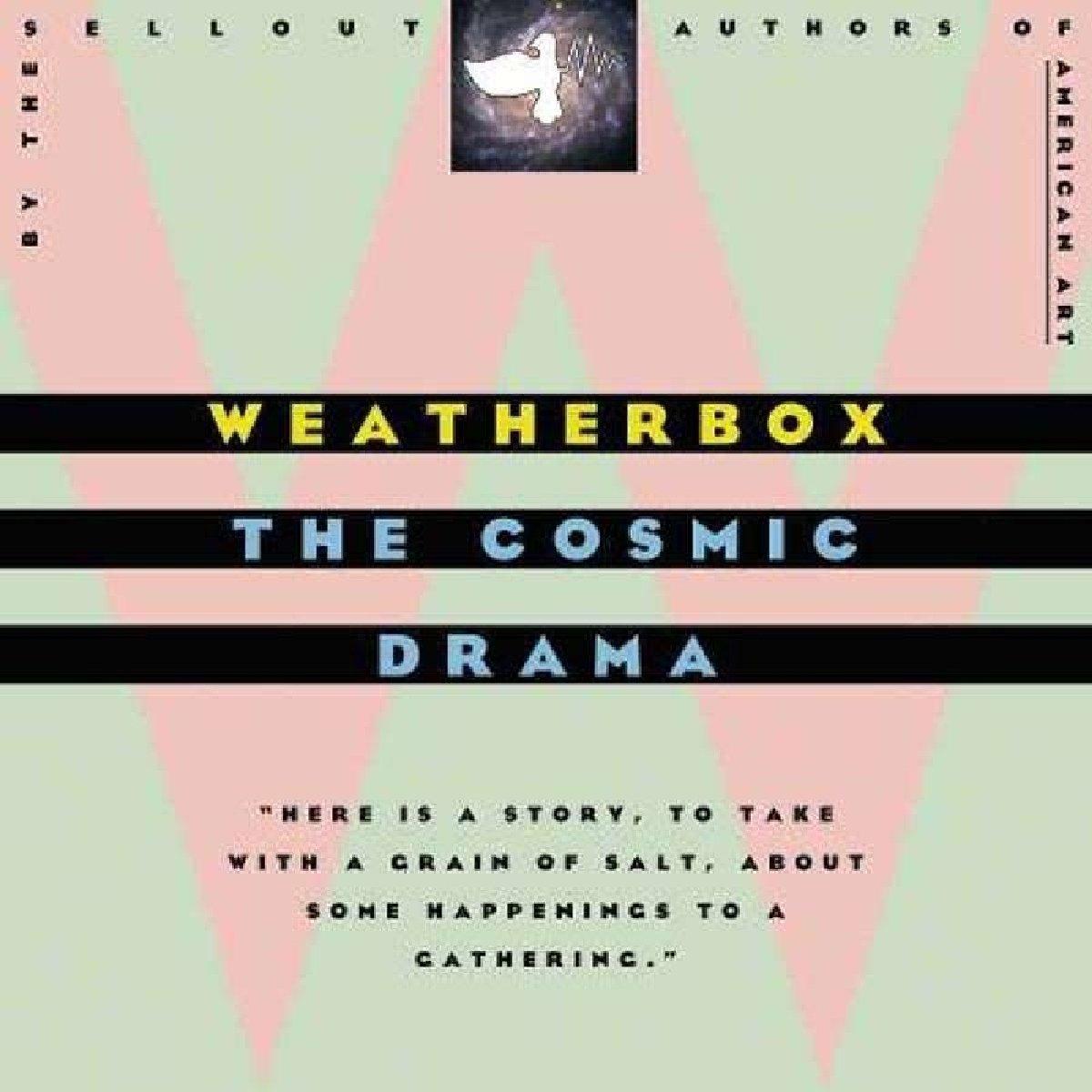 Vinilo : Weatherbox - The Cosmic Drama (LP Vinyl)