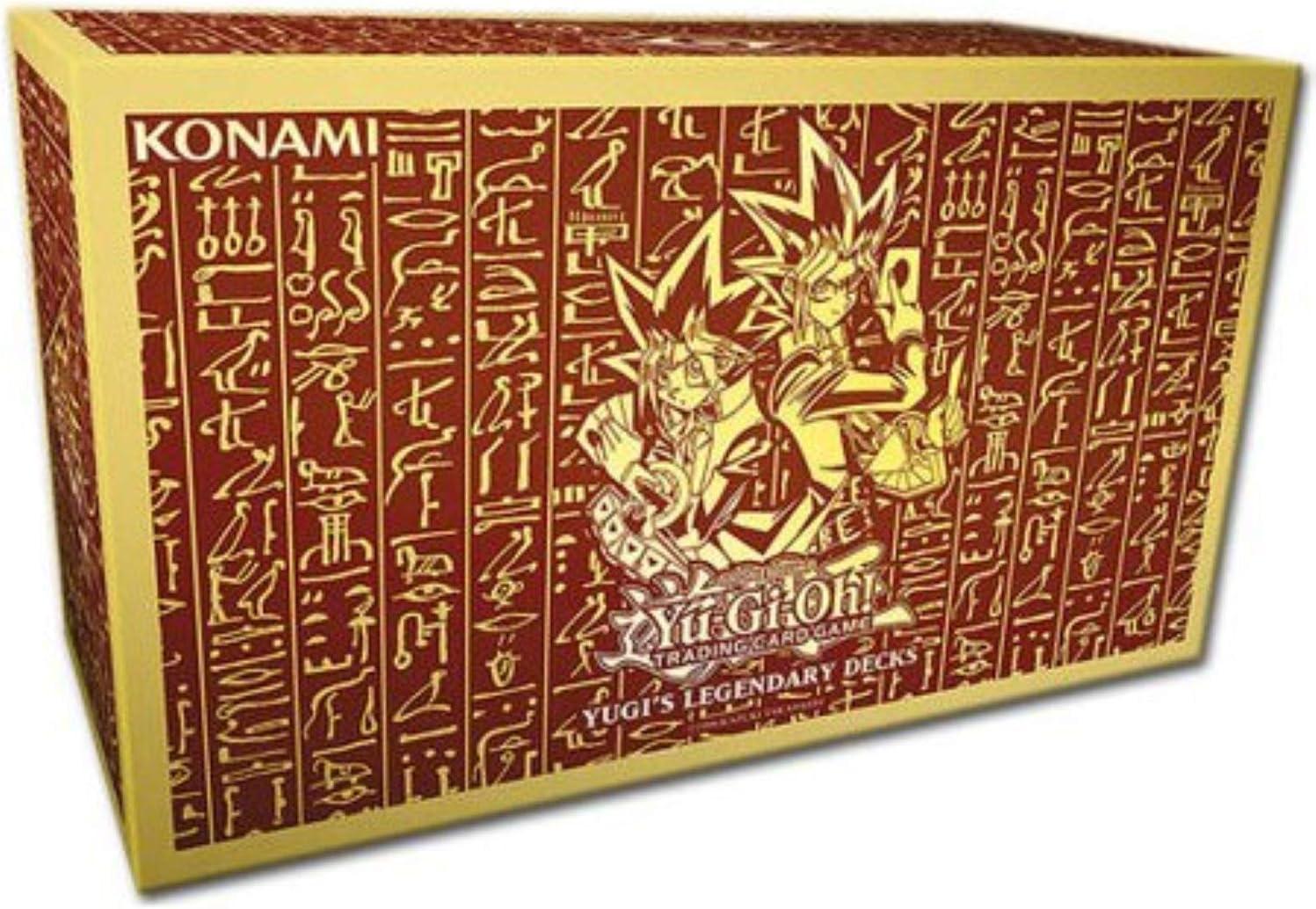 Yu-Gi-Oh! Cards - Yugi Legendary Decks 1 | Genuine Cards