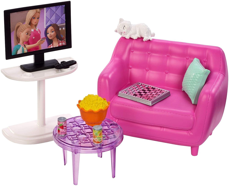 Barbie Movie Night Playset Mattel FXG36