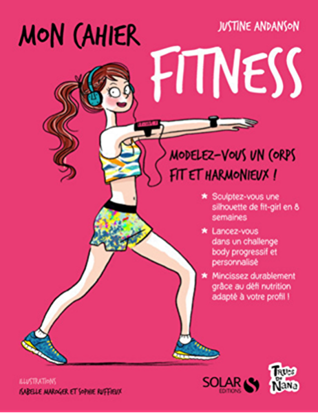 Mon cahier Fitness (French Edition) eBook: ANDANSON, Justine ...