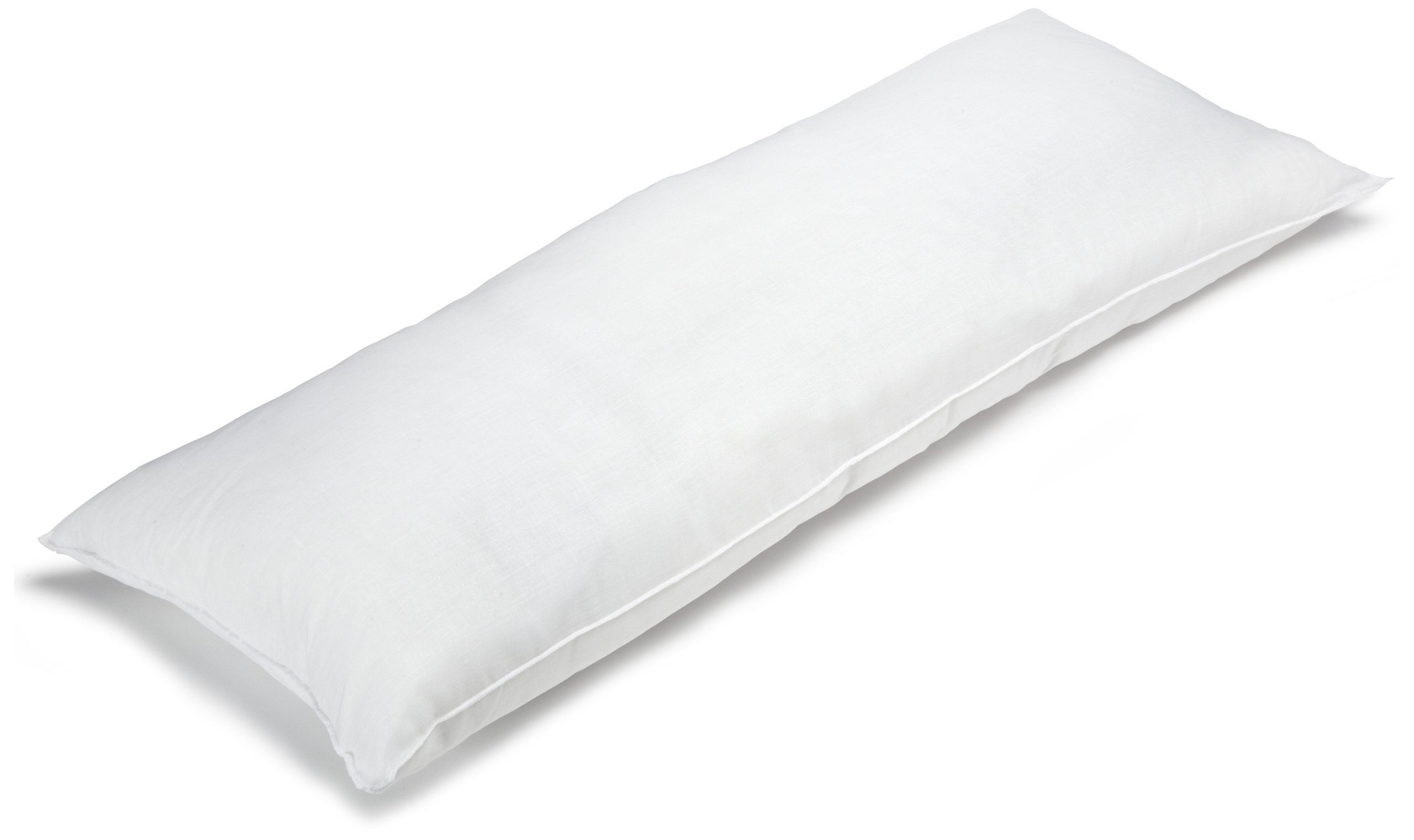 Soft-Tex SoftLOFT Body pillow, 20x54, White