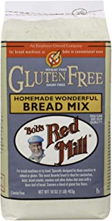 product image for One 16 oz Bob's Red Mill Homemade Wonderful Gluten-Free Bread Mix