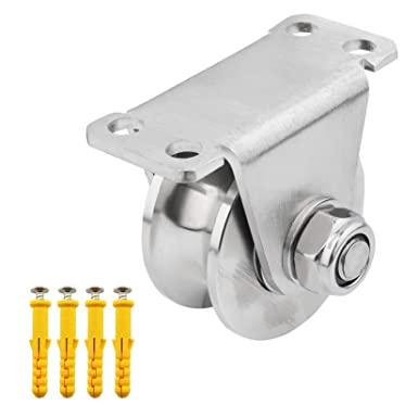 5PC 316 Stainless Steel Pulley 60mm Blocks Rope Marine Hardware swivel lifting