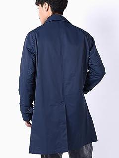 3-way Raglan Coat with Military Liner 114-14-0116: Navy