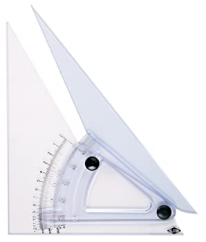 Alvin 12 inches Trig Scale