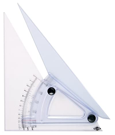 Alvin, Trig Scale Adjustable Triangle