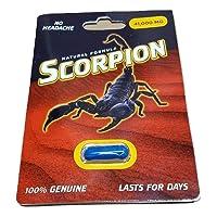 3 Pack Natural Formula Scorpion Stinger - Male Enhancement Pills for Men - Excellent Male Enhancement Powerful TIME Size Stamina 41K