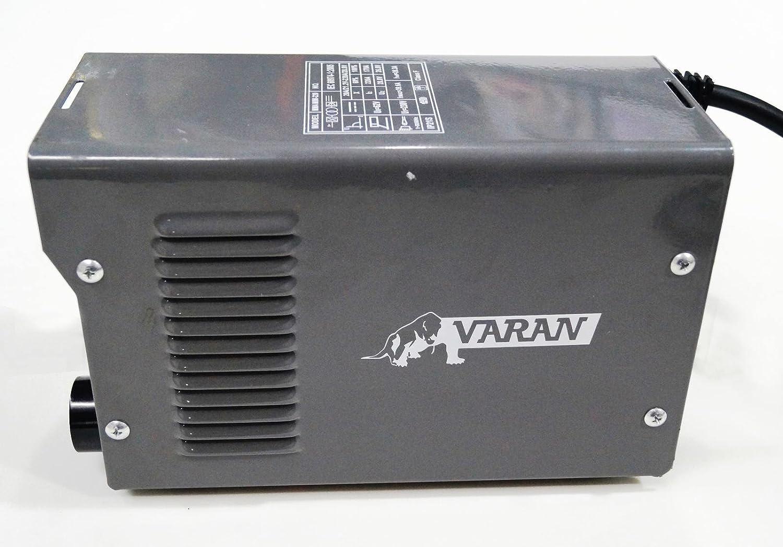 Máquina de soldar por arco eléctrico portátil MMA Mini-220 inversor, pantalla digital + accesorios: Amazon.es: Bricolaje y herramientas