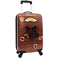 Harry Potter Luggage 21 Inch Hogwarts Express Hard-Sided Suitcase Rolling Luggage Carry-On Tween Spinner Travel Trolley…