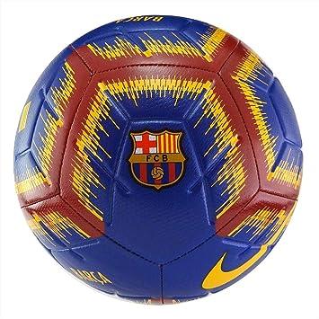 Balón de Fútbol Nike Strike FC Barcelona 2018 19 - Talla única ... 8a3c7edfae9cd