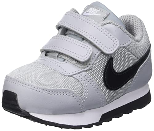 Nike MD Runner 2 (TDV), Zapatillas de Deporte para Bebés