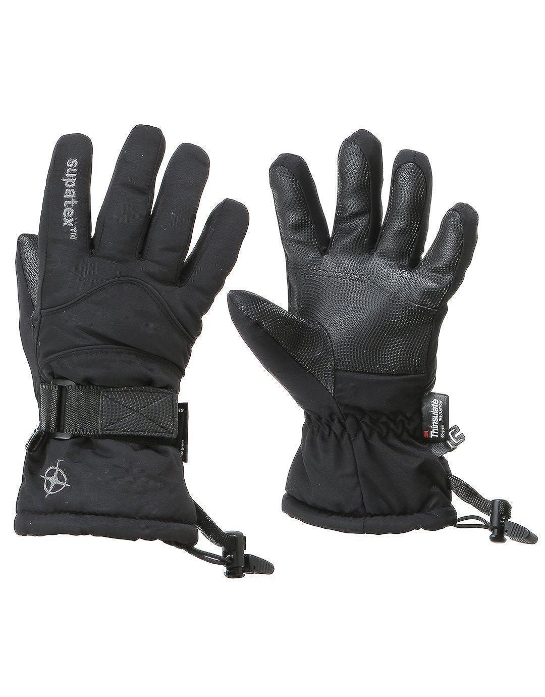 Rocket Manbi Kids Ski Gloves MG300