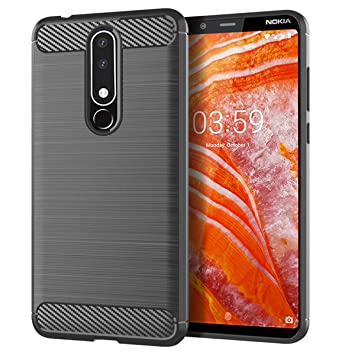 Amazon com: TOTOOSE Nokia 3 1 Plus Case,Design Back Cover