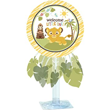 Amazon.com: Disneyu0027s Lion King Sweet Circle Of Life Party Baby Shower  Centerpiece: Toys U0026 Games