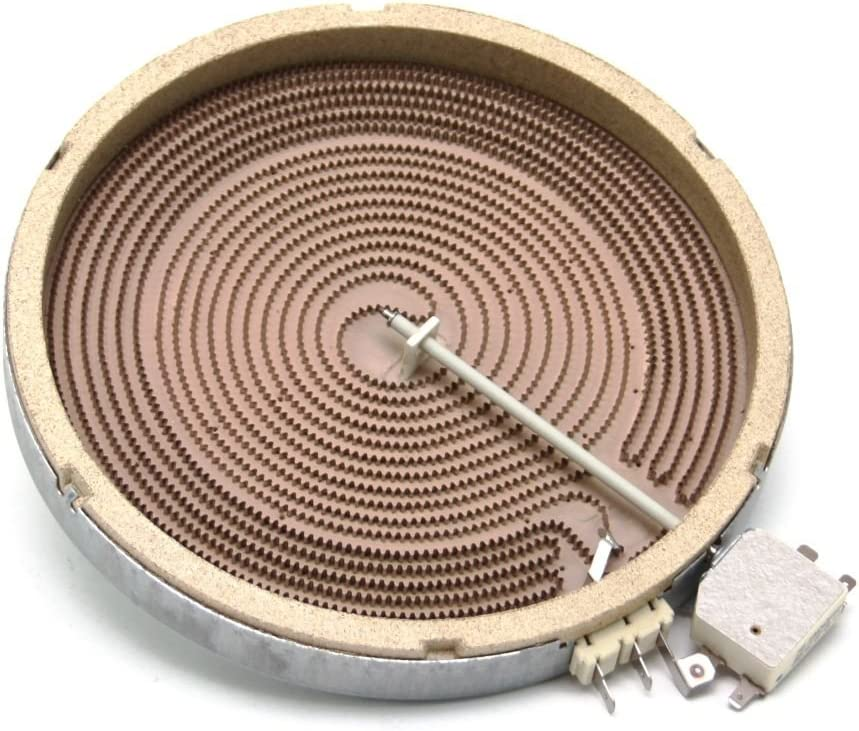 Whirlpool W10823716 Range Radiant Surface Element Genuine Original Equipment Manufacturer (OEM) Part