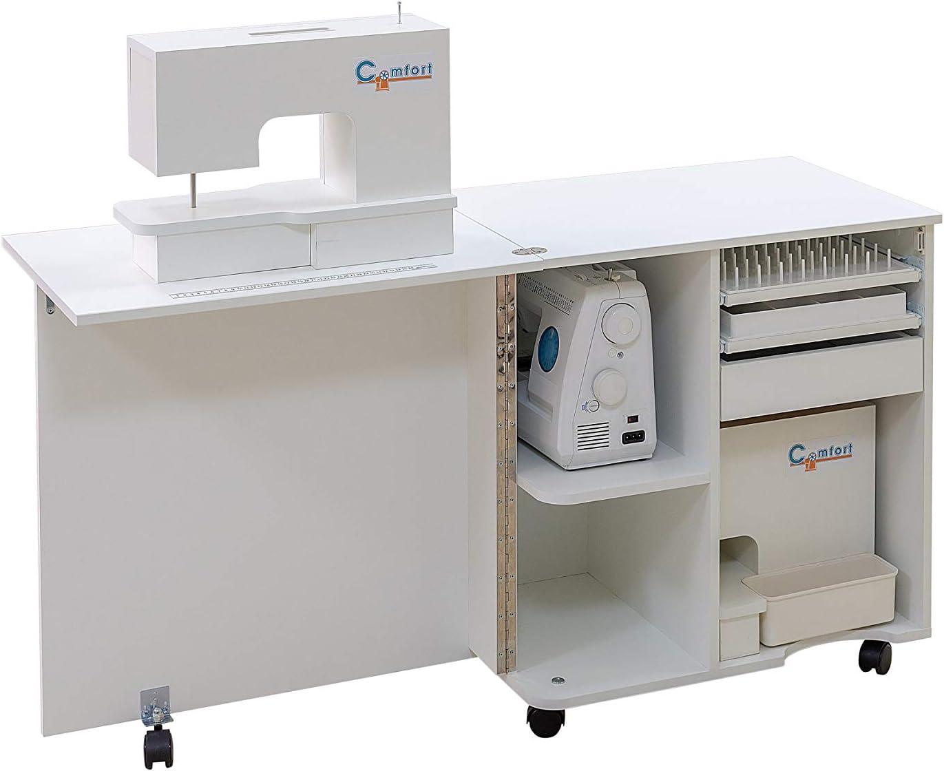 Comfort COMPACT | Mueble para máquina de coser | Armario de ...
