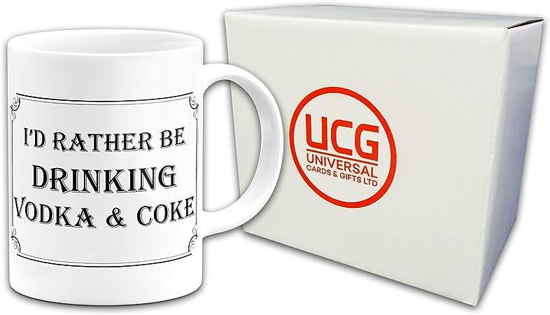 may contain gin vinyl mug gift present funny birthday christmas alcohol friend