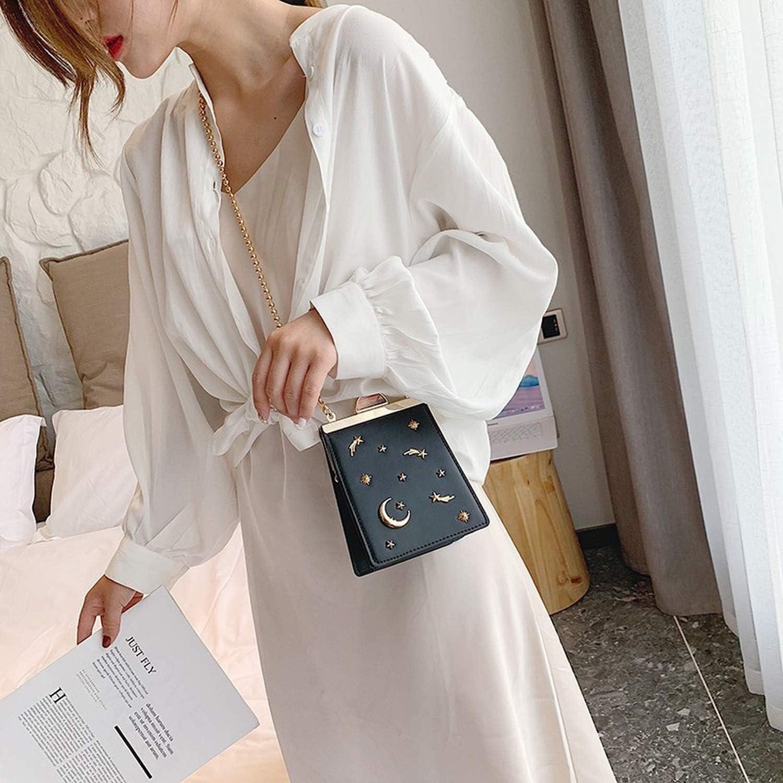 2019 Soft Pu Leather Female Crossbody Bag Chain Summer Women Messenger Shoulder Bags