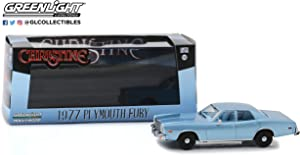 Greenlight 86559 1: 43 Christine (1983) - Detective Rudolph Junkins' 1977 Plymouth Fury
