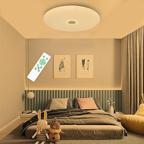 LED Leuchte Wohn Ess Schlaf Kinder Zimmer Lampe Küchen Licht Decken Big Light