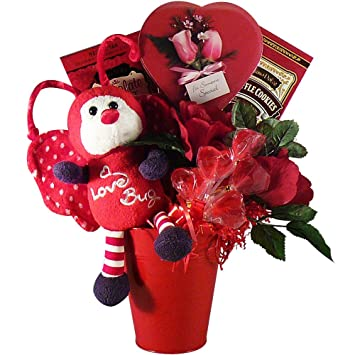 Love Bug Candy Bouquet: Amazon.com: Grocery & Gourmet Food