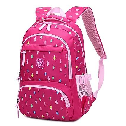 IvyH Mochila para niñas,Mochilas Escolares para niñas Mochila Mochila Informal Mochilas portátiles Ligeras Mochila