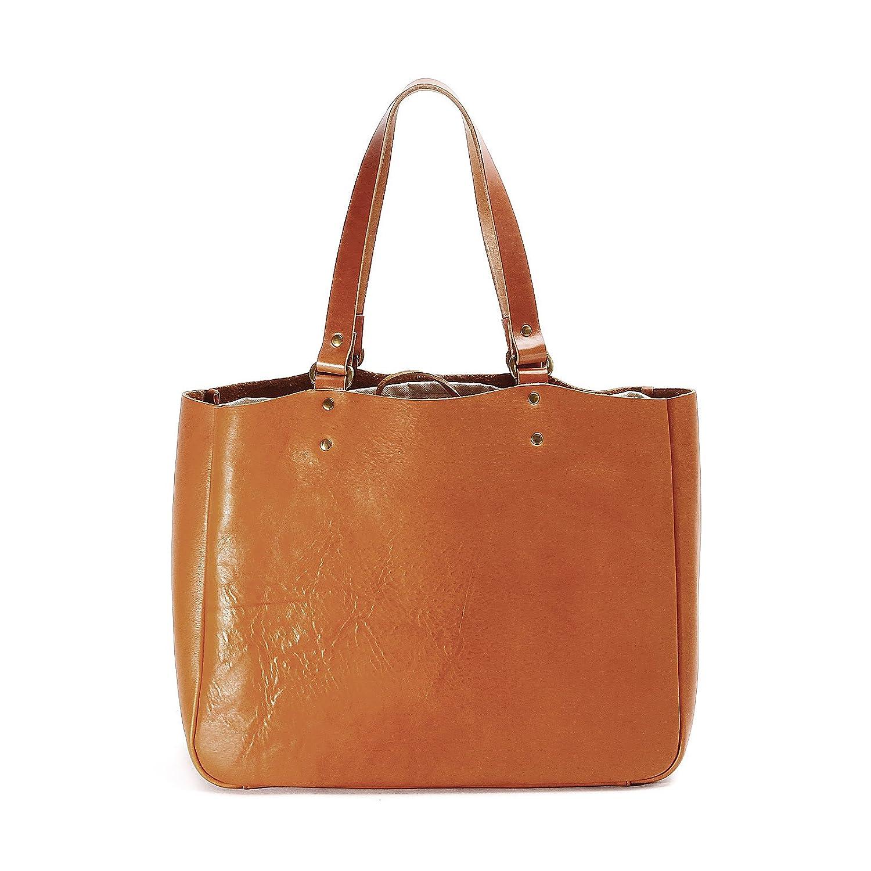 スロウ トートバッグ tote bag width type bono 4920003 B01MRBV7LTキャメル
