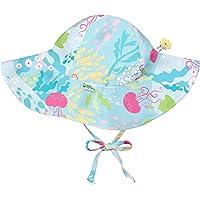 I Play Baby 787150 660 Fun Brim Bebek Şapkası, Turkuaz