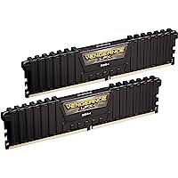 Corsair Vengeance LPX 16GB (2x8GB) DDR4 3000MHz C15 Desktop Gaming Memory Black