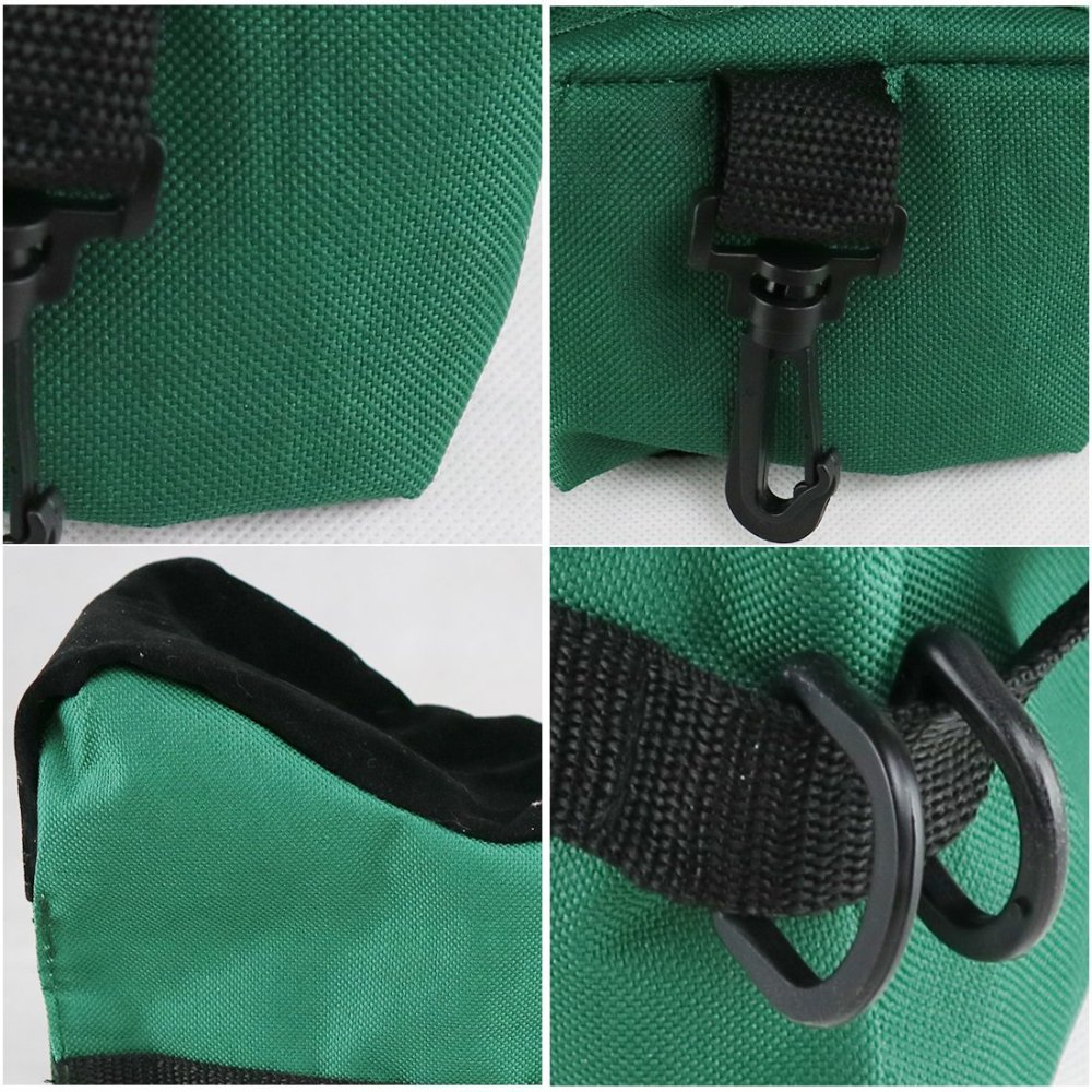 TEKCAM Shooting Rest Bag Set Outdoor Rifle Target Sports Bench Steady Unfilled Front & Rear Bags for Shooting Hunting by TEKCAM (Image #4)