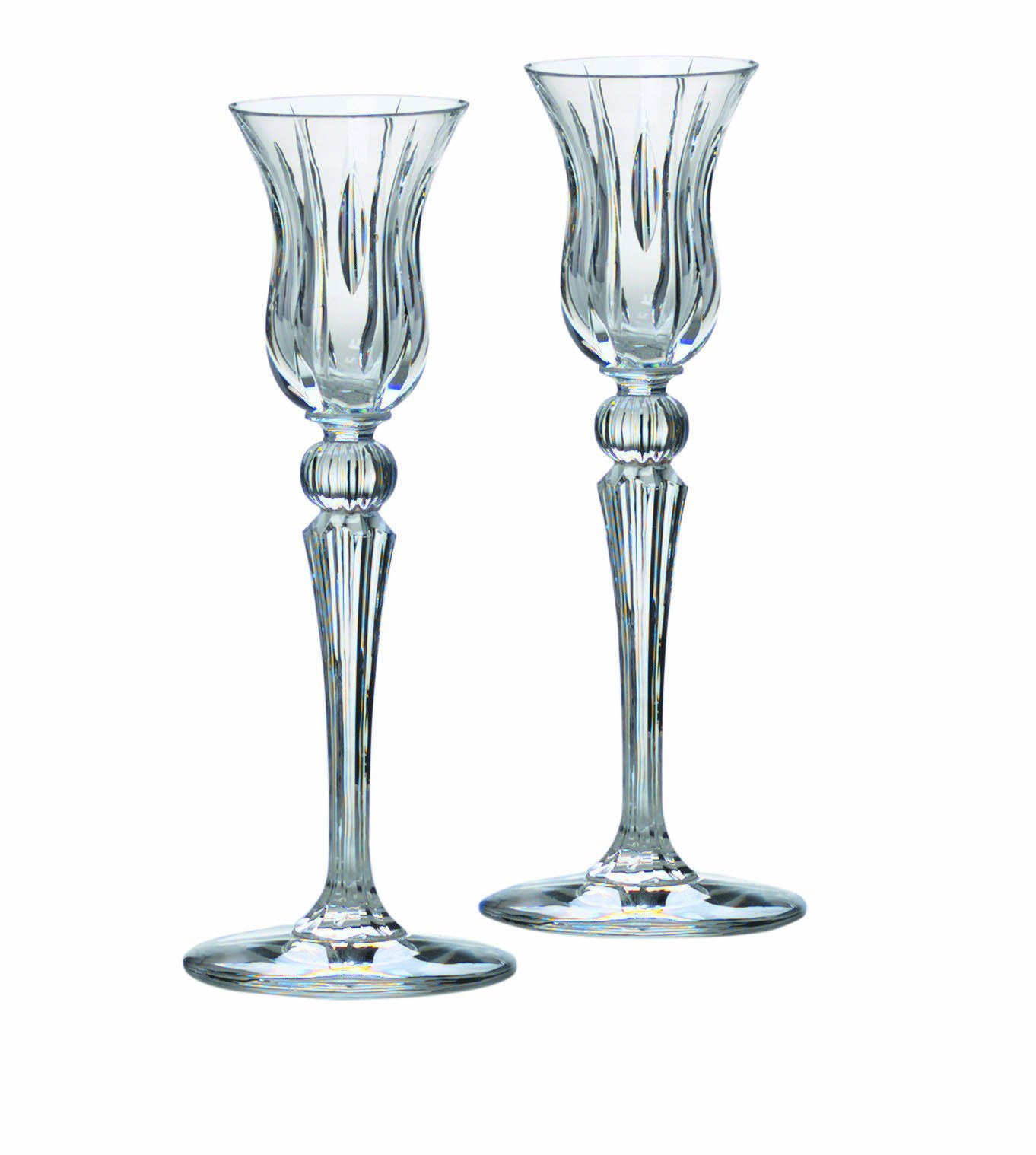 Marquis by Waterford Sheridan 10-Inch Candlestick Pair