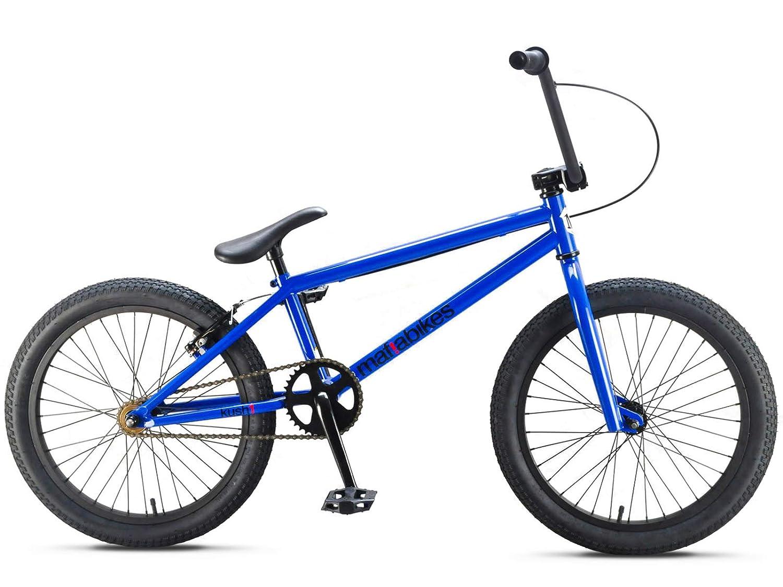 Mafiabikes Kush 1 20 inch BMX Bike BLUE KUSH1BLACK