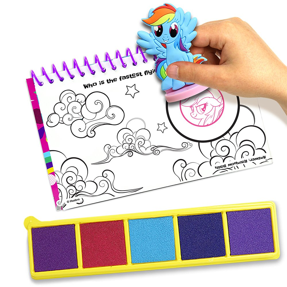 Use this Code 93385 My Little Pony Ultimate Stamper Tara Toy