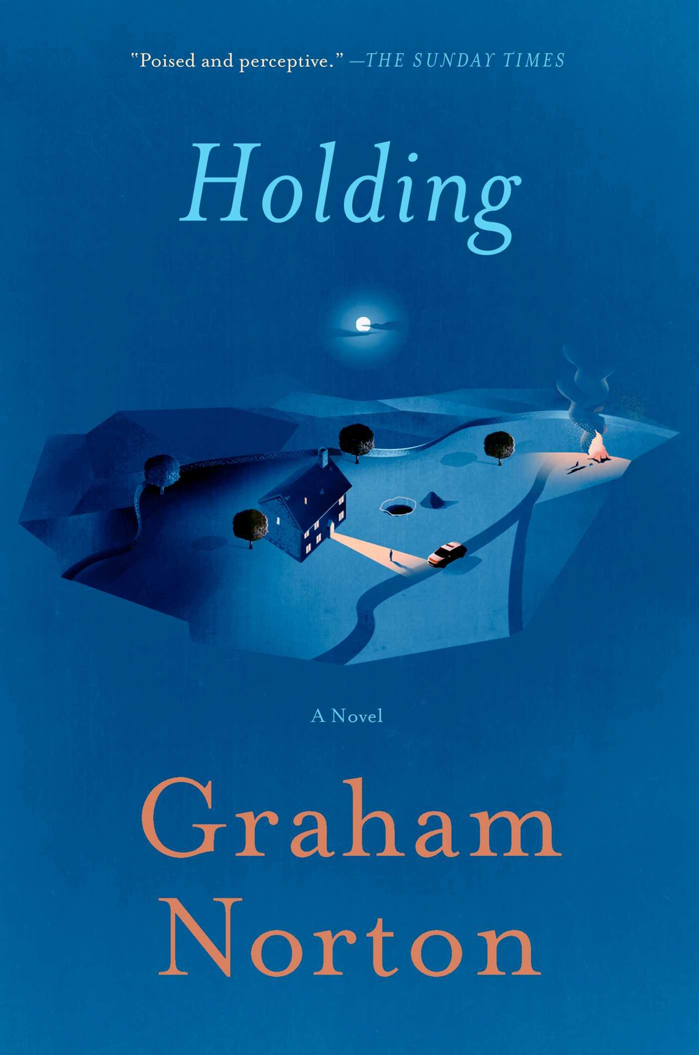 Download Holding: A Novel ebook